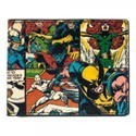 Marvel Wolverine Comic Covers Bifold Wallet