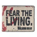 The Walking Dead Fear the Living Bifold Wallet