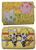 Vocaloid Rin and Len Wallet