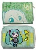 Vocaloid Hatsune Miku Chibi Wallet