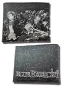 Blue Exorcist Group Wallet