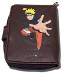 Naruto Brown Wallet