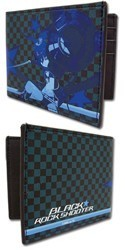 Black Rock Shooter Bifold Wallet
