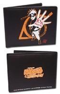 Naruto Shippuden 10th Anniversary Naruto Bifold Wallet