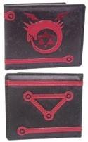 Fullmetal Alcehmist Oroboros and Envy Symbols Wallst