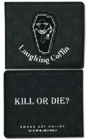 Sword Art Online Bifold Laughing Coffin Bifold Wallet