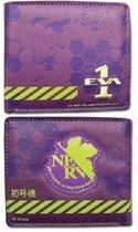 Neon Genesis Evangelion Unit 01 Bifold Wallet