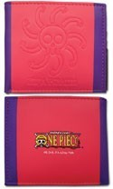 One Piece Kuaj Pirates Symbol Bifold Wallet
