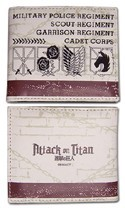Attack on Titan Military Bifold Wallet