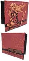 Freezing Red Bifold Wallet