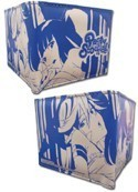 Panty and Stocking Blue Wallet