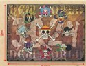 One Piece New World Multi Cloth Flag Symbols