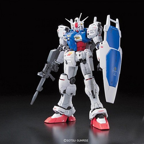 Gundam GP01 Zephyrantes Real Grade RG Bandai Model Kit 1/144 Figure