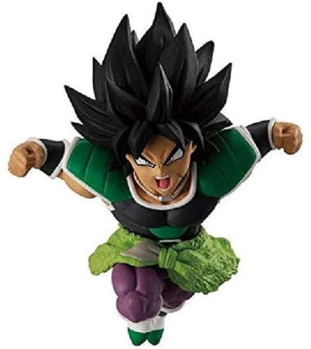 Dragonball Z 2'' Broly Adverge Motion 3 Bandai Trading Figure