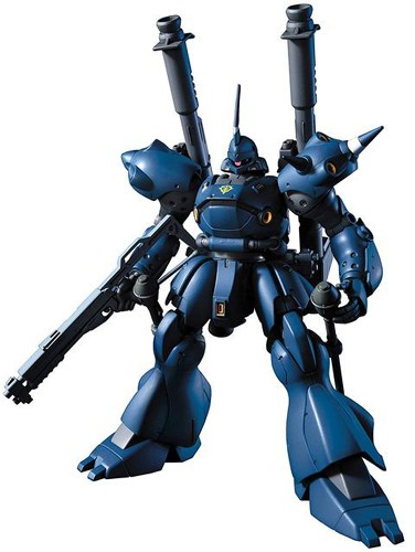 Gundam 0080 MS-18E Kampfer High Grade HGUC Bandai Model Kit 1/144 Figure