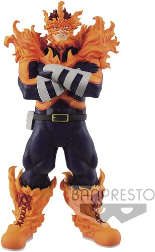 My Hero Academia 6'' Endeavor Age of Heroes Banpresto Prize Figure