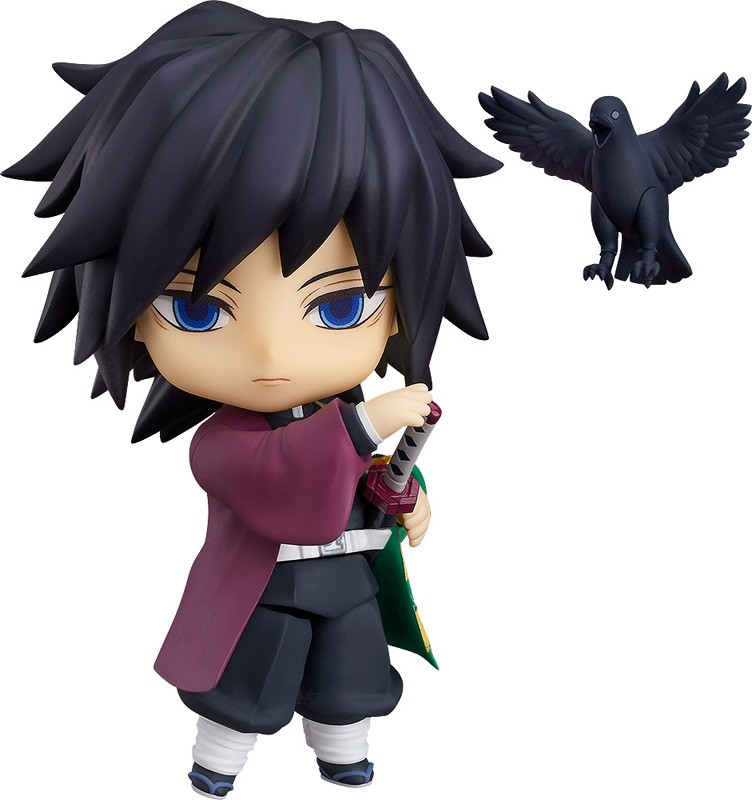 **Pre-Order** Demon Slayer: Kimetsu no Yaiba Giyu Tomioka Nendoroid Action Figure
