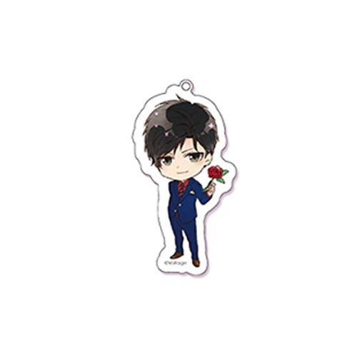 "Kings of Paradise: Taki 3"" Acrylic Key Chain"