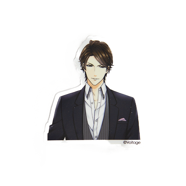 Irresistable Mistakes: Tachibana Half-Body 3'' Die Cut Sticker