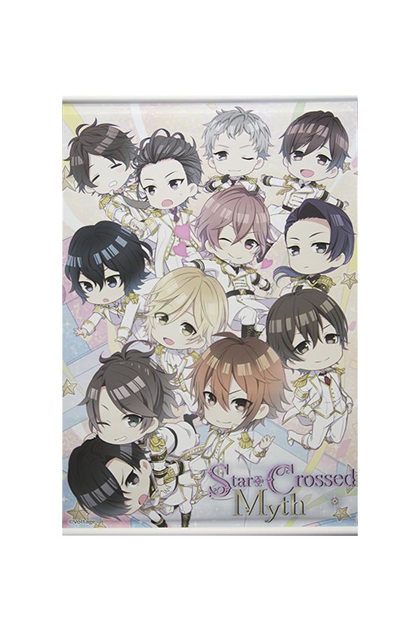 Star-Crossed Myth Chibis Wallscroll