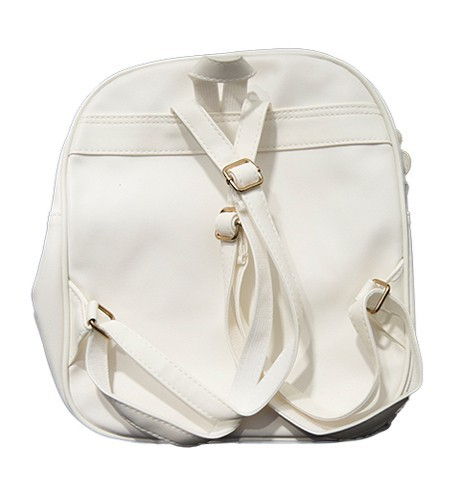 Ita Bag - White with Angel Wings
