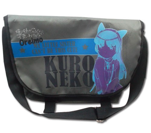 My Sister Can't Be This Cute Kuroneko Messenger Bag