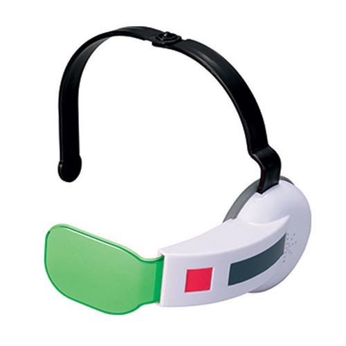 Dragonball Z Green Scouter (no sound version)