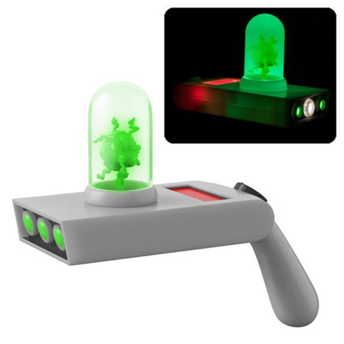 Rick and Morty Funko Portal Gun Cosplay Prop