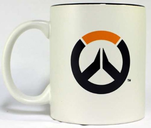 Overwatch Logo Coffee Mug Cup