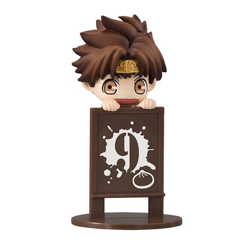 Saiyuki Goku Curious Ochatomo Cup Friends Accessory Figure