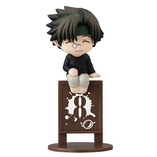Saiyuki Hakkai Smiling Ochatomo Cup Friends Accessory Figure