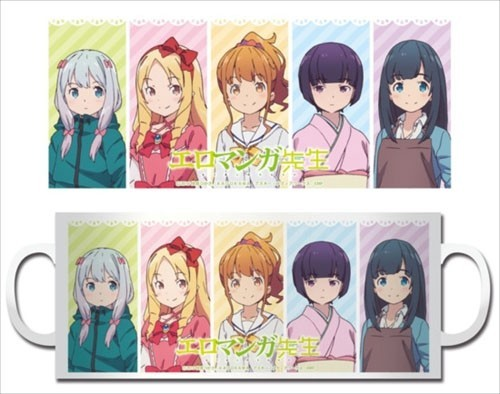 Eromanga Sensei Group Coffee Cup Mug