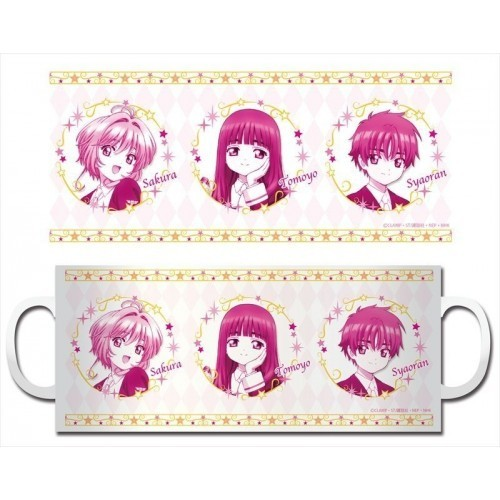 Card Captor Sakura Coffee Cup Mug