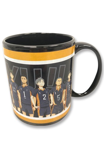 Haikyuu! Line Up Coffee Mug Cup