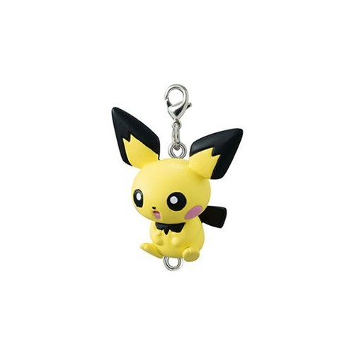 Pokemon Pichu Connecting Mascot Vol. 4 Fastener Charm