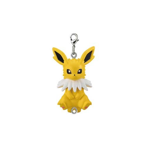 Pokemon Eevolutions Jolteon Fastener Gashapon Mascot