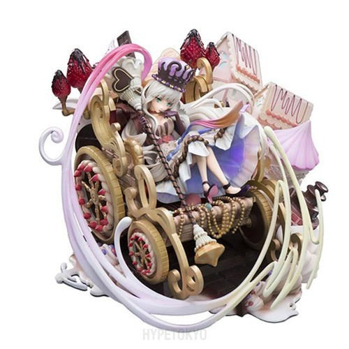 Merc Storia Franchir 1/8 Scale Coreplay Figure