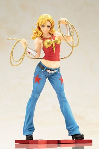 DC Comics Wonder Girl Bishoujo Kotobukiya 1/8 Scale Figure