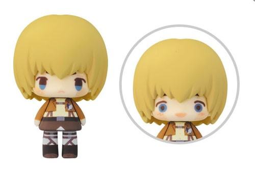 Attack on Titan 3'' Armin Chibi Trading Figure