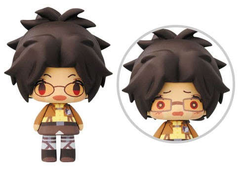 Attack on Titan 3'' Hanji Chibi Trading Figure