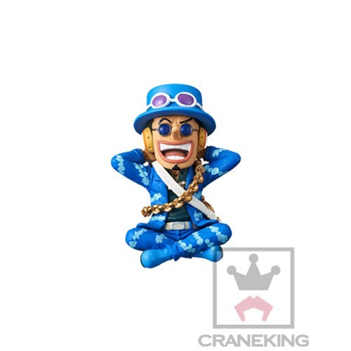 One Piece 3'' Ussop 20th Anniversary WCF Prize Trading Figure