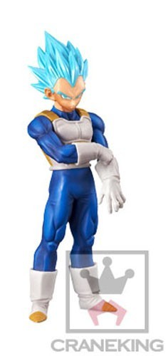 Dragonball Z 6'' SSGSS Vegeta The Super Warriors Vol. 5 DXF Prize Figure