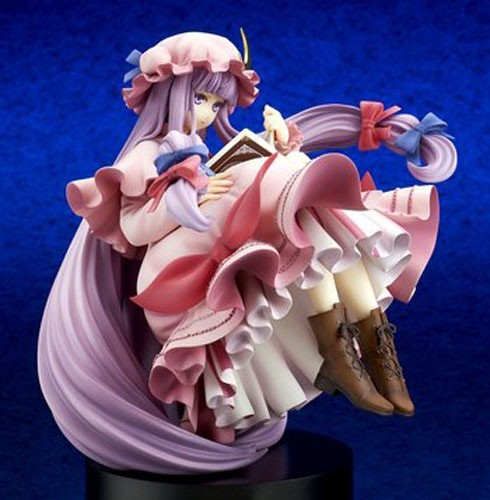 Touhou Project Patchouli Knowledge The Unmoving Great Library 1/8 Scale Figure