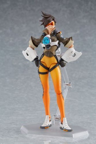 Overwatch 6'' Tracer Figma Action Figure