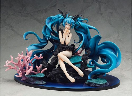 Vocaloid Deep Sea Miku 1/8 Scale Good Smile Re-Run Ver. Figure