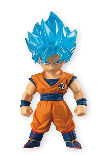 Dragonball Z Super 3'' SSGSS Goku Adverge 4 Trading Figure