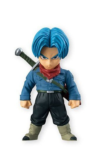 Dragonball Z Super 3'' Trunks Adverge 4 Trading Figure