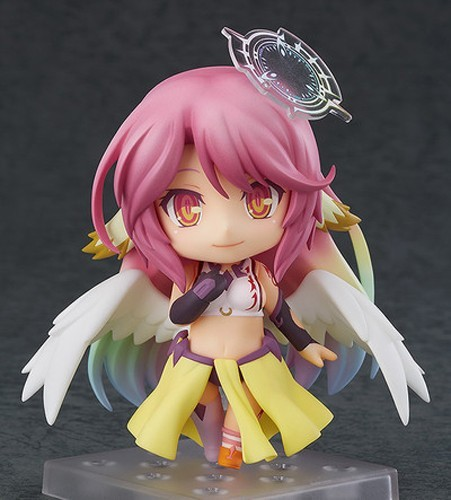 No Game No Life Jibril Nendoroid Action Figure