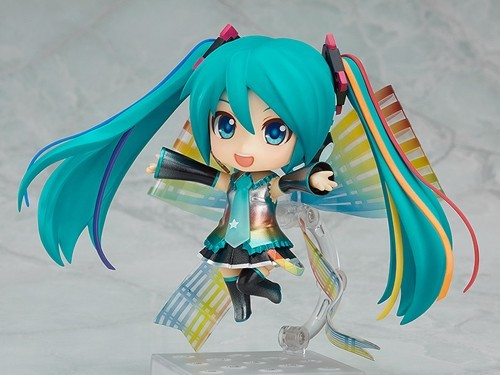 Vocaloid Hatsune Miku 10th Anniversary Ver. Nendoroid Action Figure