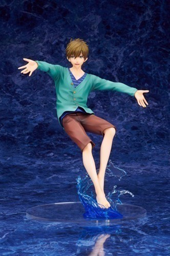Free! - Iwatobi Swim Club Haruka and Makoto Starting Days Figure Set